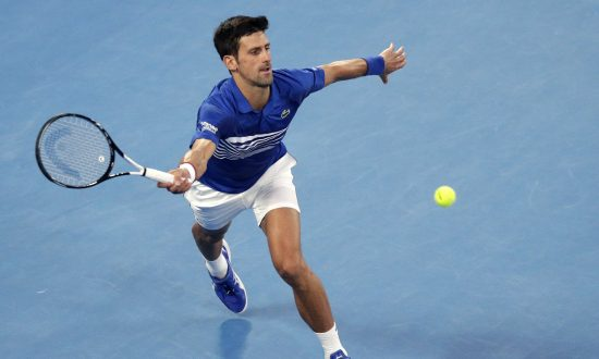 No. 1 Djokovic to Face No. 2 Nadal for Australian Open Title
