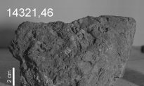 Moon Rock? Oldest Known Earth Rock Found in an Unlikely Place