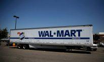 Walmart to Hire Hundreds of Truck Drivers on Near $90K Average Salary