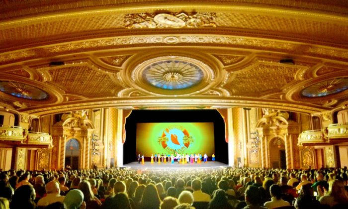 Shen Yun Performing Arts opened in Boston on Jan. 25, 2019, at the Boch Center. (NTD Television)