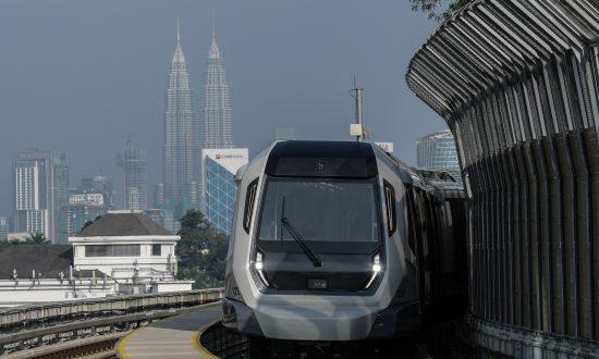 Malaysia to Cancel $20 Billion China-Backed Rail Project