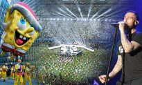 Maroon 5 Drops Hints of Cameo at Super Bowl for Fans of Spongebob Square Pants
