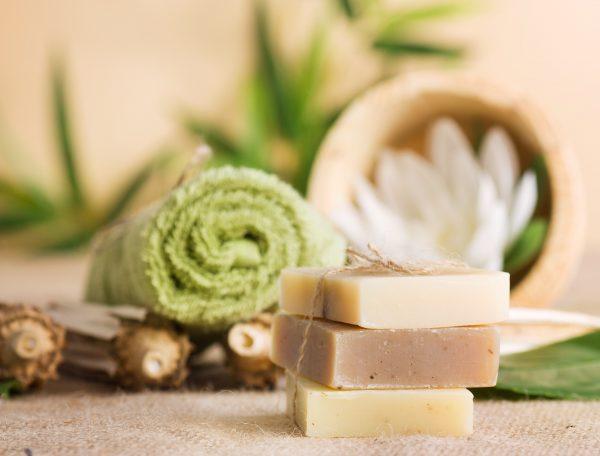 Natural Shampoo Bar Soap