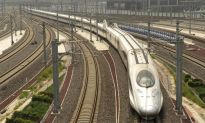 China's High-Speed Rail System Has a Huge Fiscal Problem