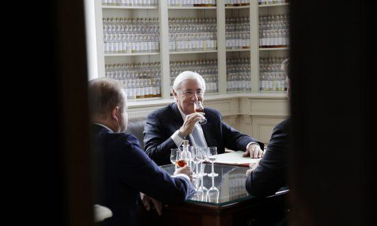 Yann Fillioux. (Richard Schroeder/Courtesy of Hennessy)