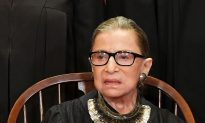 Supreme Court Justice Ruth Bader Ginsburg Returns to the Bench After Lung Cancer Surgery