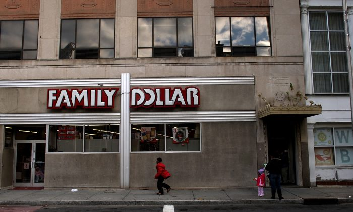 A Family Dollar in a file photo. (Spencer Platt/Getty Images)