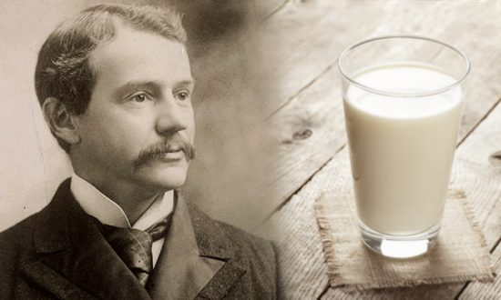Tale of Renowned American Gynecologist Dr. Howard Kelly Repaying a Girl for Her Glass of Milk