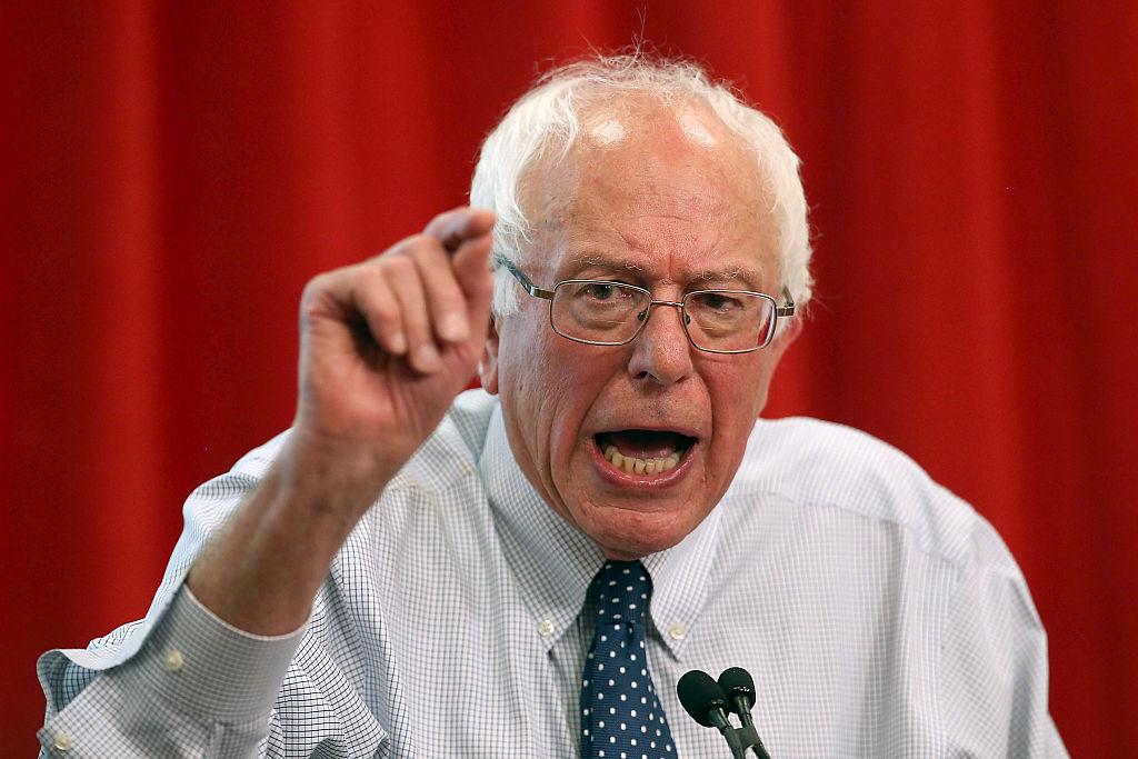 Bernie Sanders' Free Stuff Isn't Free