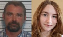 Dad Who Said He Couldn't Eat or Sleep After Daughter Went Missing is Arrested for Rape After She's Found