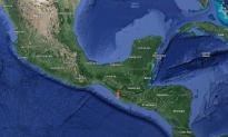 Magnitude 6.6 Earthquake Shakes Chiapas, Southern Mexico