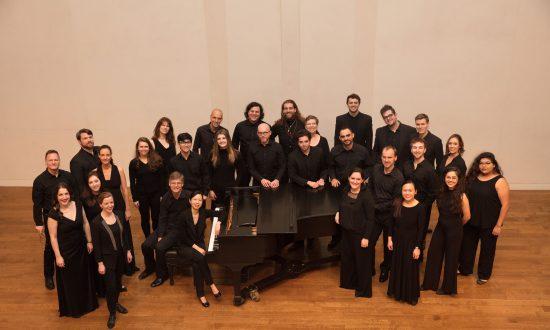 "EnsembleNYC choir members will be performing Brahms's ""Ein deutsches Requiem"" on Feb. 9. (Ashley Chui)"