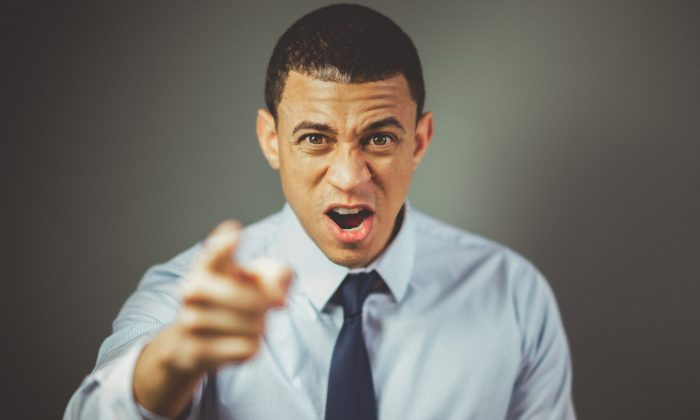 If you are often aggressive, or leave others in tears, you may be a bully. (Craig Adderley/Pexels)