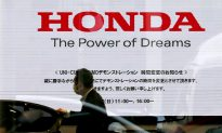 Honda's Profit Drops on Incentives, Currencies, Flat Sales