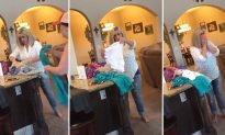Clueless Mom Sifts Through Daughter's Bag and Finds Pair of Onesies: 'Are You Kiddin Me?!'