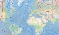 Earth's Magnetic North Pole Is Moving Towards Russia, NOAA Says in Update