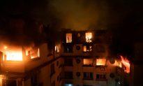 Blaze Kills 10 in Paris Apartment Block, Woman Arrested