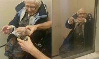 99-Year-Old Grandma Calls Police to Get Arrested to Check-Off Her Bucket-List Wish
