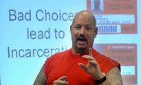 Reality Check: From Federal Prison to Helping Our Youth