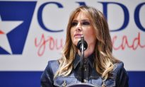 Melania Trump Tells Anti-Drug Group 'Recovery Is Possible'