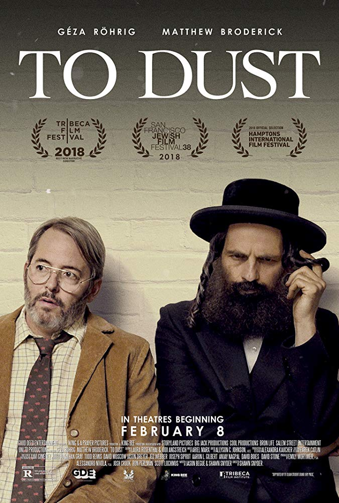 Film Review To Dust A Grisly Comedy About The Specifics Of Death