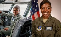 Daughter of Delta Flight Attendant Becomes First Black, Female Pilot in National Guard