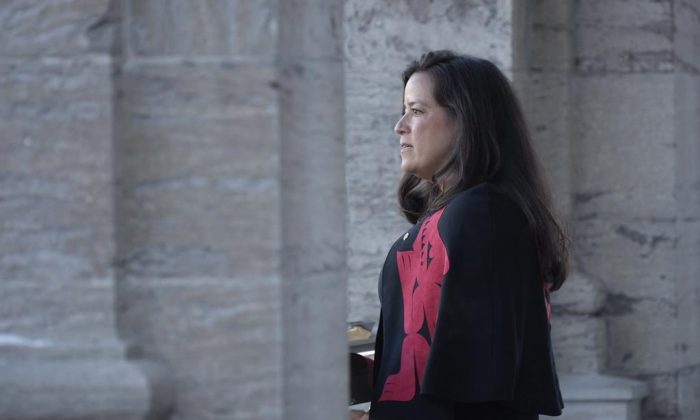 Liberal MP and cabinet minister Jody Wilson−Raybould. (The Canadian Press)