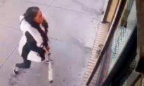NY Woman Resorts to Baseball Bat After Patty Not Available