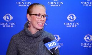 Music Teacher Says Shen Yun 'Phenomenal From Start to Finish'