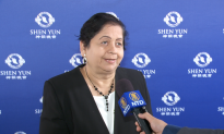 Linguist Finds Shen Yun Mesmerizing