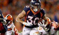 Phillip Lindsay Donates Pro Bowl GoFundMe Money to chronically Ill Vet Facing Eviction