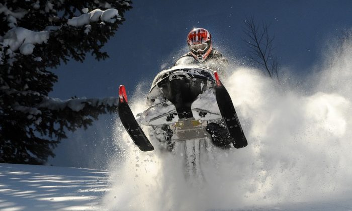 Avalanche killed a snowmobiler in Utah on Feb. 9 2019.(Skeeze/Pixabay)