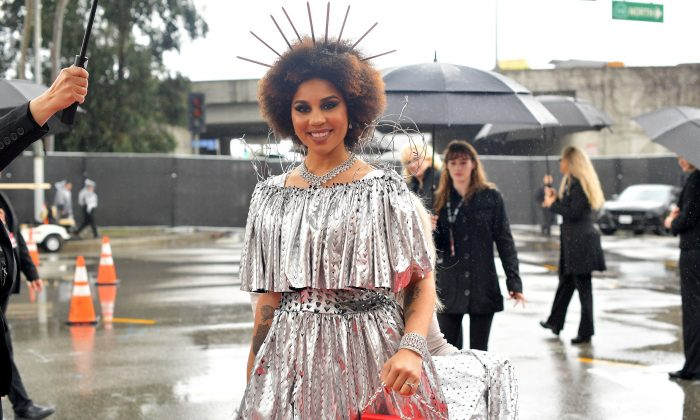 Joy Villa attends the 61st Annual GRAMMY Awards at Staples Center on Feb. 10, 2019 in Los Angeles, Calif. (Matt Winkelmeyer/Getty Images for The Recording Academy)
