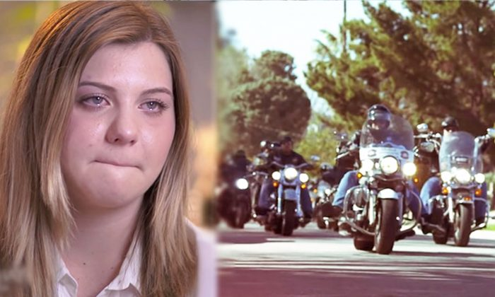 'We Are Scarier Than Their Demons': Girl Abused by Stepdad Gets Protection From Bikers