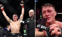 MMA Fighter Shane Young Highlights Youth Suicide in Impassioned Post-Fight Victory Speech