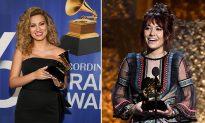 'I Just Wanna Thank Jesus': Winners Tori Kelly and Lauren Daigle Celebrate Faith at Grammys