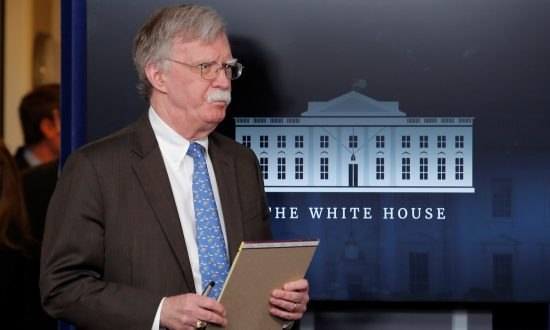 Bolton Speaks to El Salvador President-Elect About 'Predatory' China