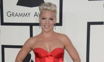 Pink Loses 20th Grammy to Ariana Grande, So Her Kids Whip Up a Priceless Replica