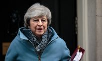 UK PM May Loses Symbolic Brexit Vote in Parliament