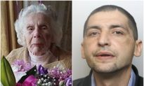 Street Mugger Jailed for 15 Years Over Killing of 100-Year-Old Holocaust Survivor