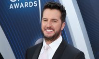 Luke Bryan Falls In Love with 18-Year-Old Rescued Dog, Adopts Him Immediately