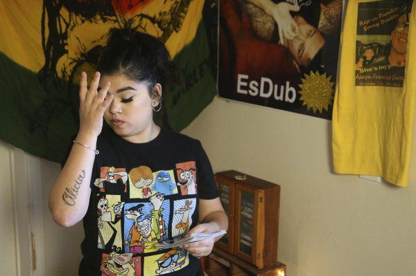 sister of Aaron Francisco Chavez
