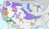 'Atmospheric River' Brings Heavy Rain, Snow to California