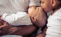 'My Sissy': Toddler Meets Newborn Sister and It's Clear He'll Be the Best Big Brother