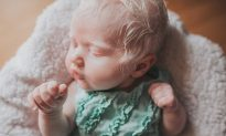 'Everyone Is Different': Mom Gains New Perspective After Birth of Baby with Albinism