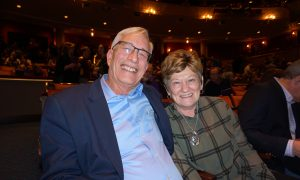 County Commissioner Impressed by Shen Yun Dancers