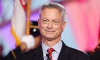 I'm Crying': Gary Sinise Chokes Up Watching Surprise All-Star Thank You Video