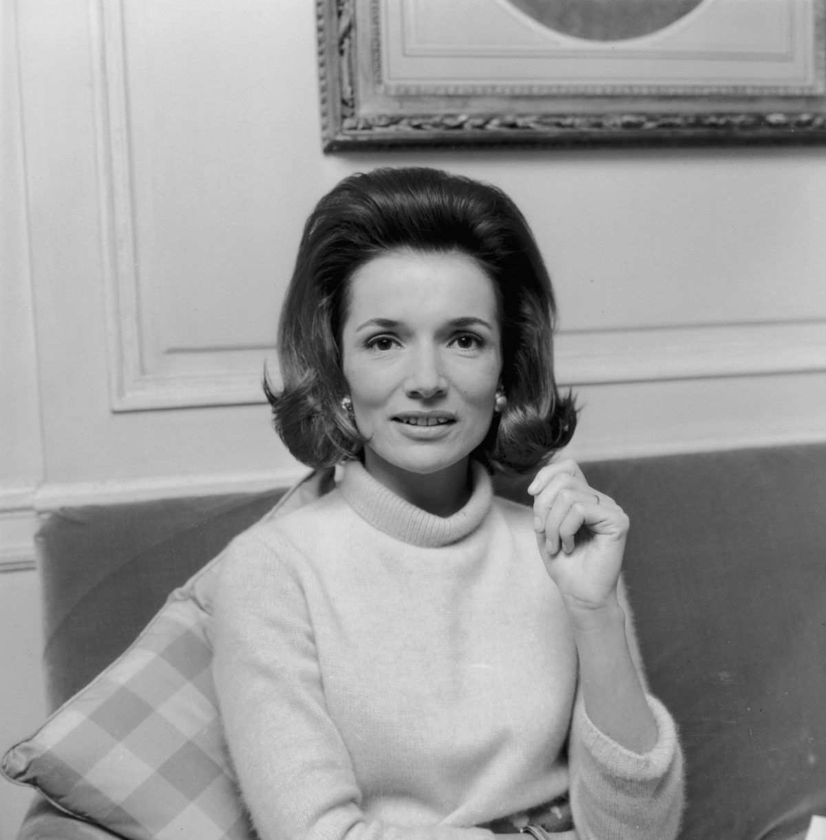 Lee Radziwill, princess, fashion icon and Jackie Kennedy's sister, dies