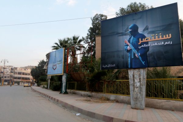 In east Syria, IS makes last stand to defend dying 'caliphate'