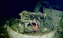 Long-Lost USS Hornet's Wreckage Discovered 17,000 Feet Under the South Pacific Ocean